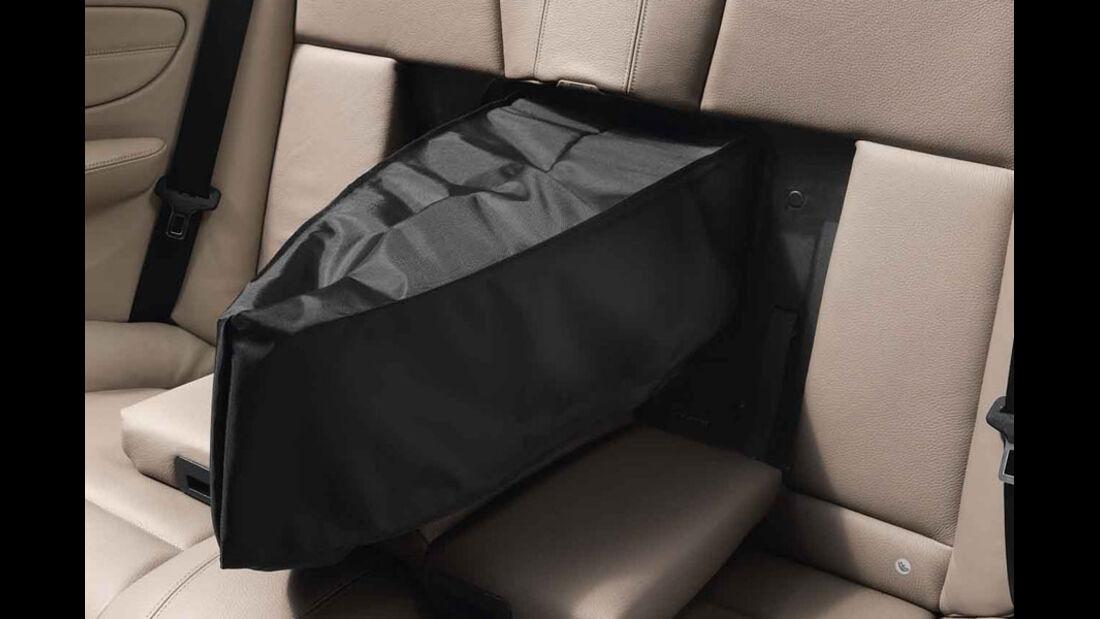 BMW 1er, Skisack