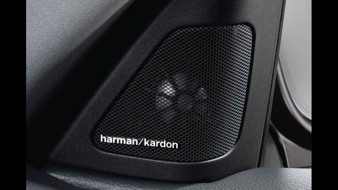 BMW 1er, Soundsystem