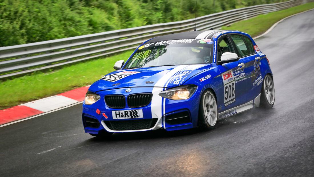 BMW 1er - Startnummer #508 - NLS 2021 - Langstreckenmeisterschaft - Nürburgring - Nordschleife