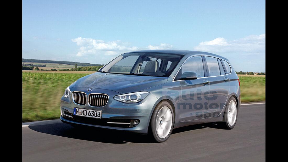 BMW 1er Van
