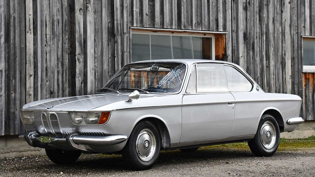 BMW 2000 CA (1968)