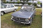 BMW 2000 tii Touring auf der Veterama Mannheim 2011 - Marktplatz