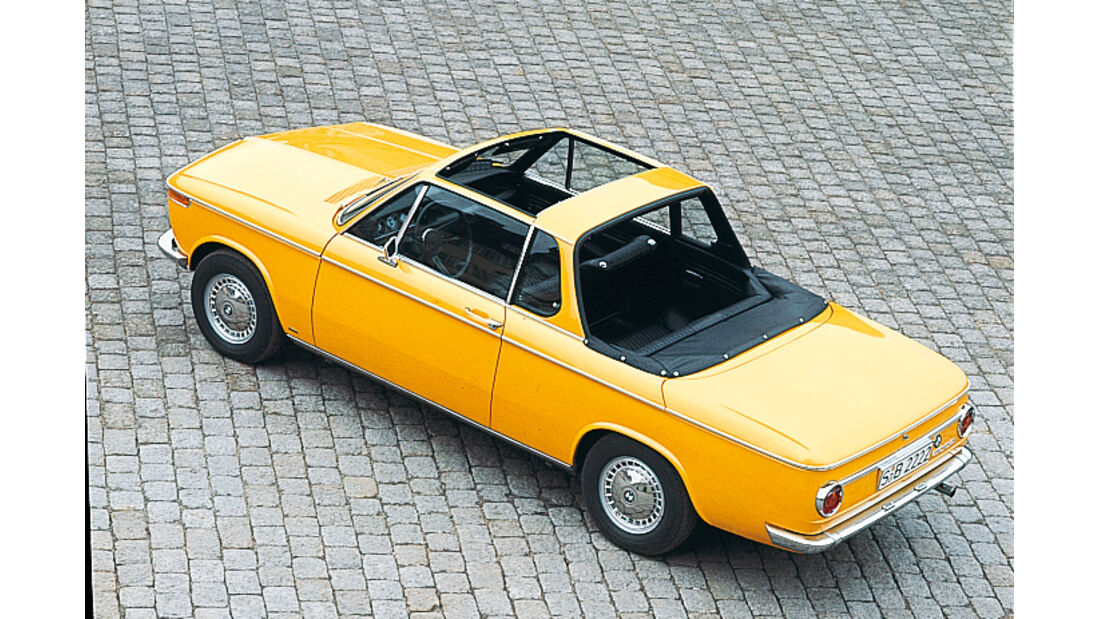 BMW 2002 Baur-Cabriolet
