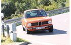 BMW 2002, Frontansicht
