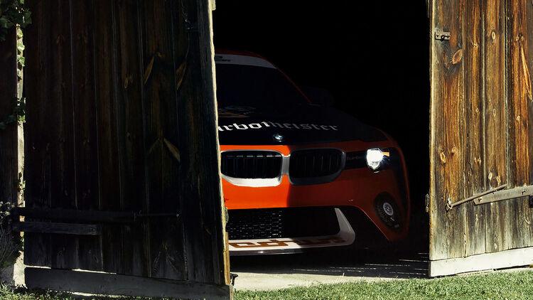 BMW 2002 Hommage: Design-Studie als 2002 Turbo-Verehrer