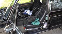 BMW 2002 Innenraum
