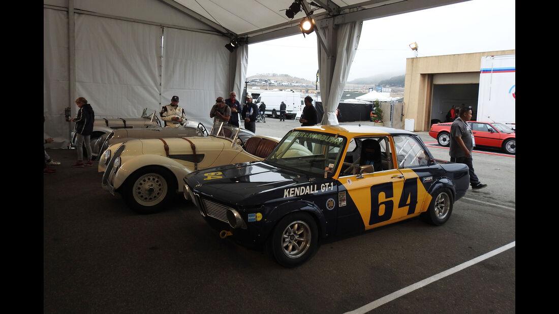BMW 2002 - Monterey Motorsports Reunion 2016 - Laguna Seca