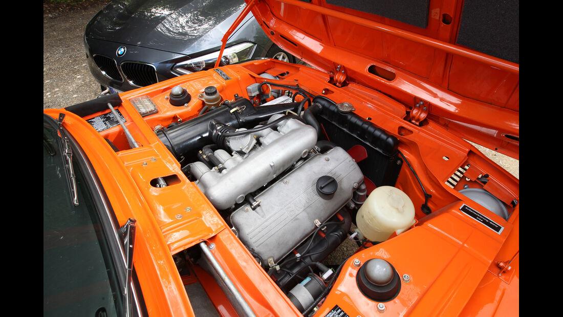 BMW 2002, Motor