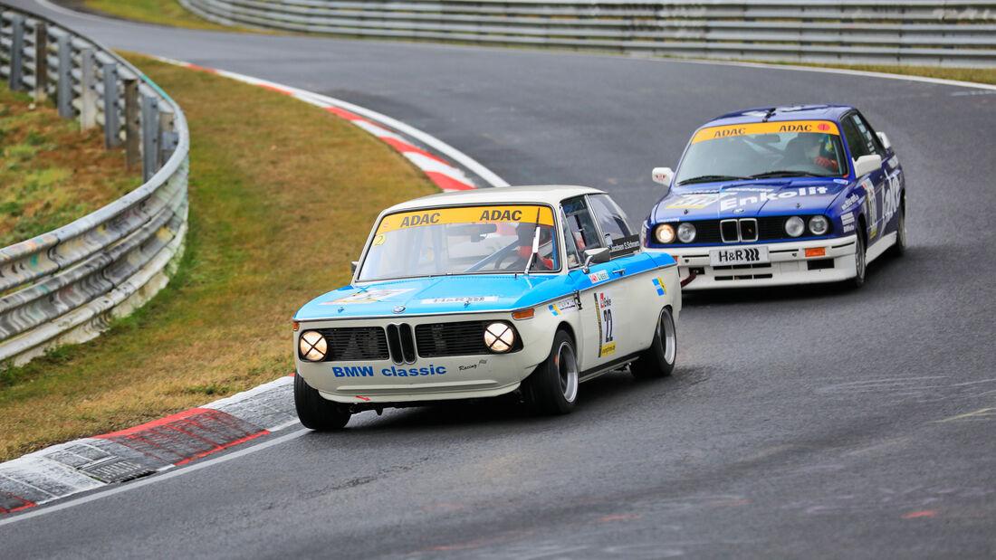BMW 2002 - Startnummer 22 - 24h Classic - 24h Rennen Nürburgring - Nürburgring-Nordschleife - 25. September 2020