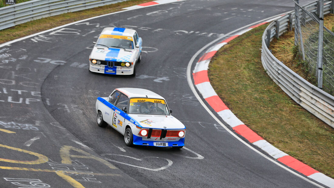 BMW 2002 - Startnummer 25 - 24h Classic - 24h Rennen Nürburgring - Nürburgring-Nordschleife - 25. September 2020