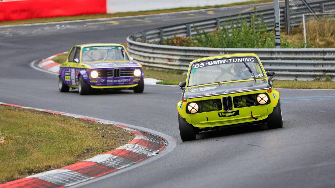 BMW 2002 - Startnummer 607 - 24h Classic - 24h Rennen Nürburgring - Nürburgring-Nordschleife - 25. September 2020