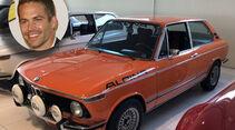 BMW 2002 Tii Paul Walker