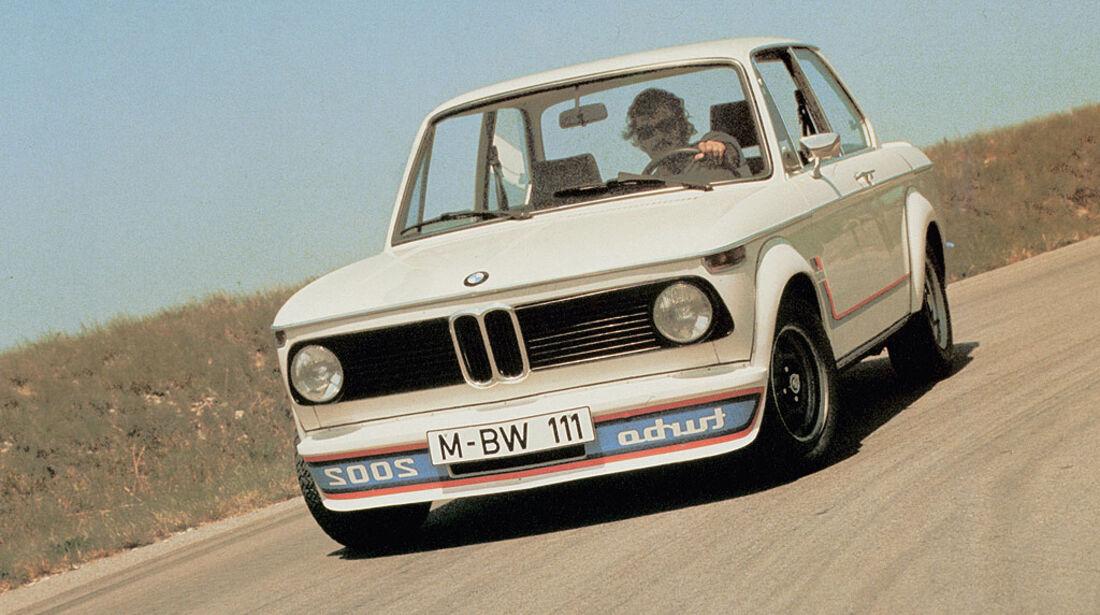 BMW 2002-Turbo Baujahr 1966