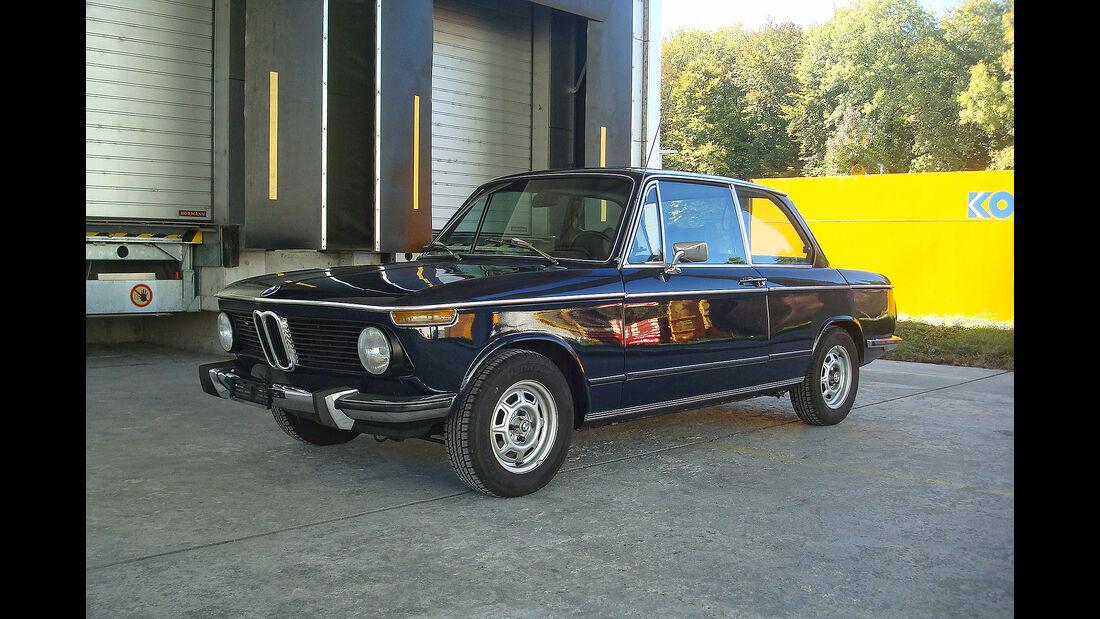 BMW 2002 tii 1974 Oldtimer Auktion Toffen
