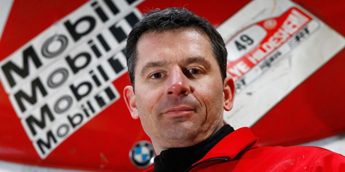 BMW 2002 tii Alpina, Bernd Koberstein