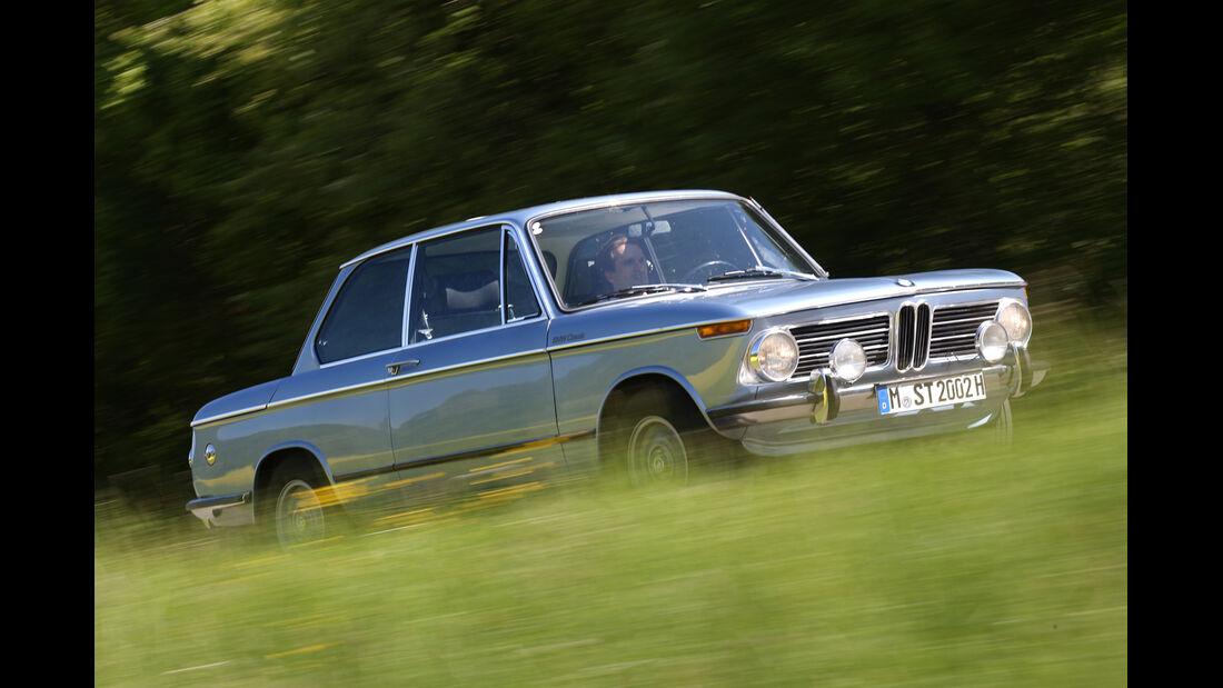 BMW 2002 tii, Frontansicht
