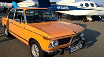 BMW 2002 tii - McCall's Motorworks Rivival - Monterey - Pebble Beach 2016