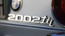 BMW 2002 tii, Typenbezeichnung