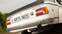 BMW 2002 turbo, Heck, Heckspoiler
