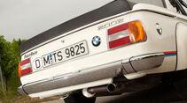 BMW 2002 turbo, Heck, Keckleuchte
