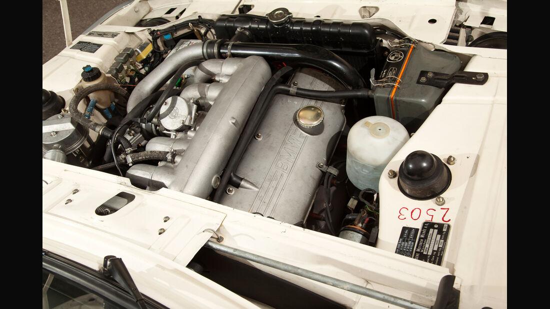 BMW 2002 turbo, Motor