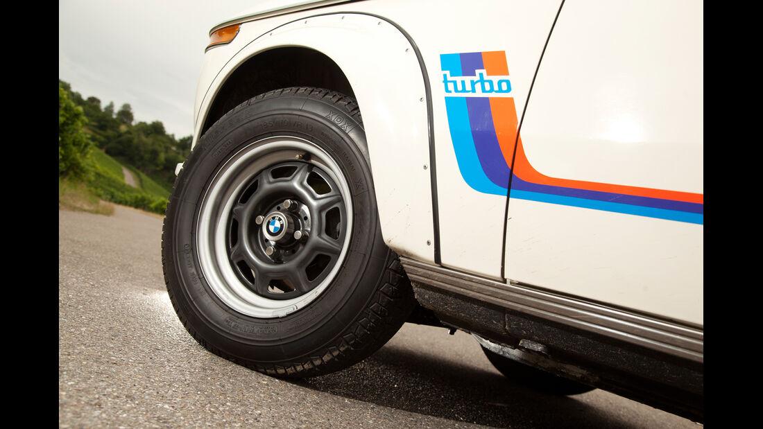 BMW 2002 turbo, Rad, Felge