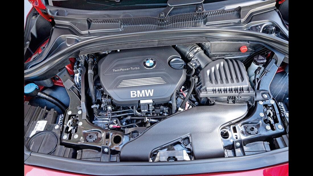 BMW 218d Active Tourer, Motor