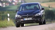 BMW 218d Gran Tourer, Frontansicht