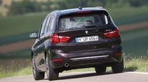 BMW 218d Gran Tourer, Heckansicht