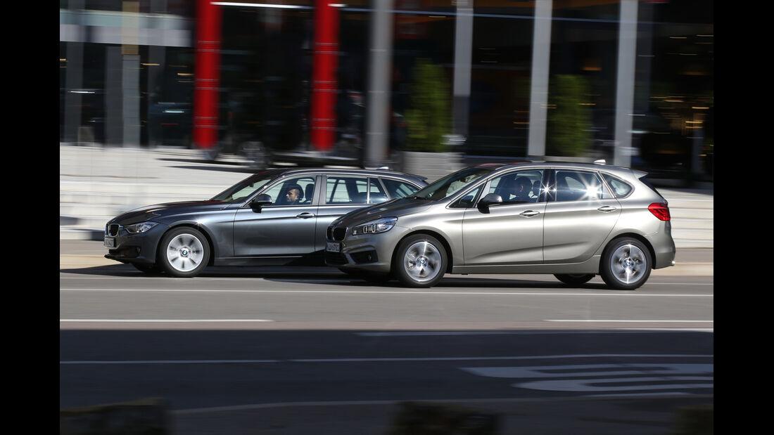 BMW 218i Active Tourer, BMW 316i Touring,