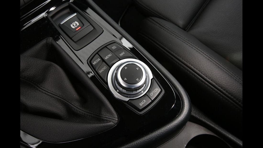 BMW 218i Active Tourer, Bedienelement