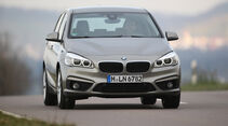 BMW 218i Active Tourer, Frontansicht