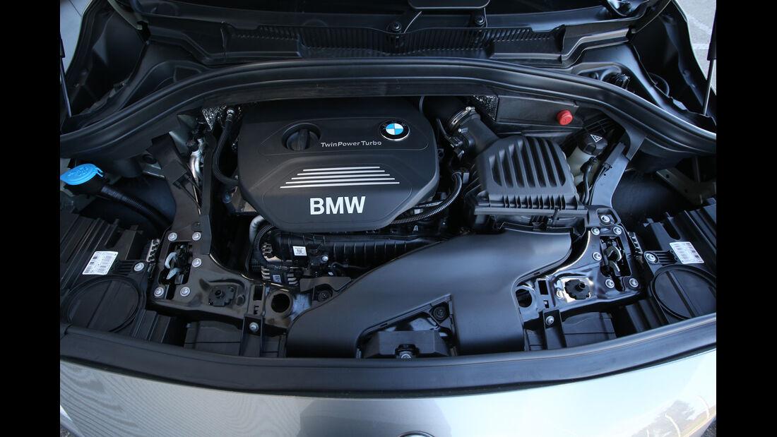 BMW 218i Active Tourer, Motor