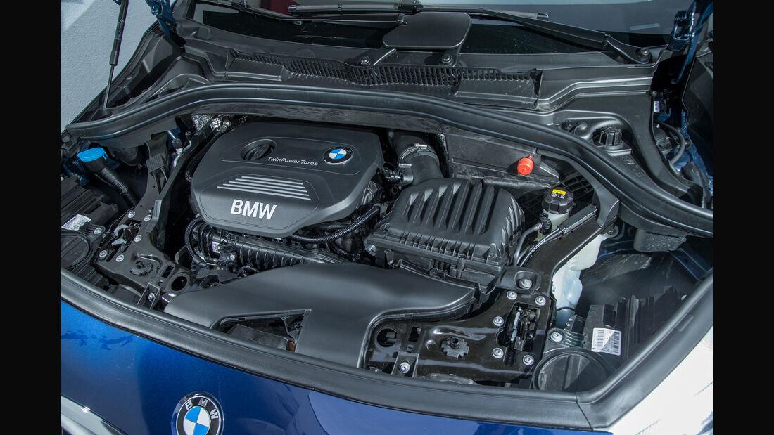 BMW 218i Gran Tourer, Motor