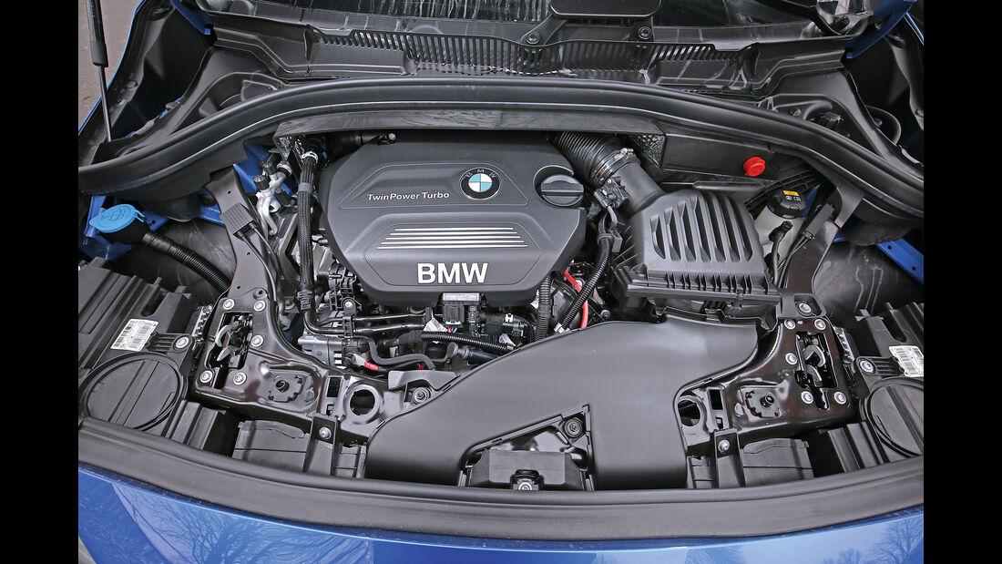 BMW 220d Active Tourer, Motor