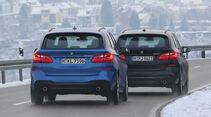 BMW 220i Active Tourer, BMW 220d Active Tourer
