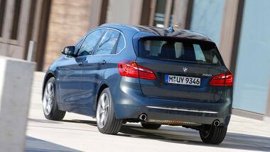 BMW 220i Active Tourer, Heckansicht