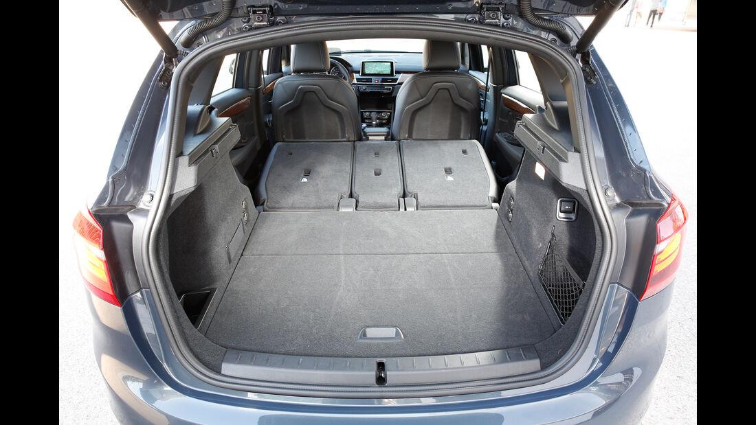 BMW 220i Active Tourer, Kofferraum