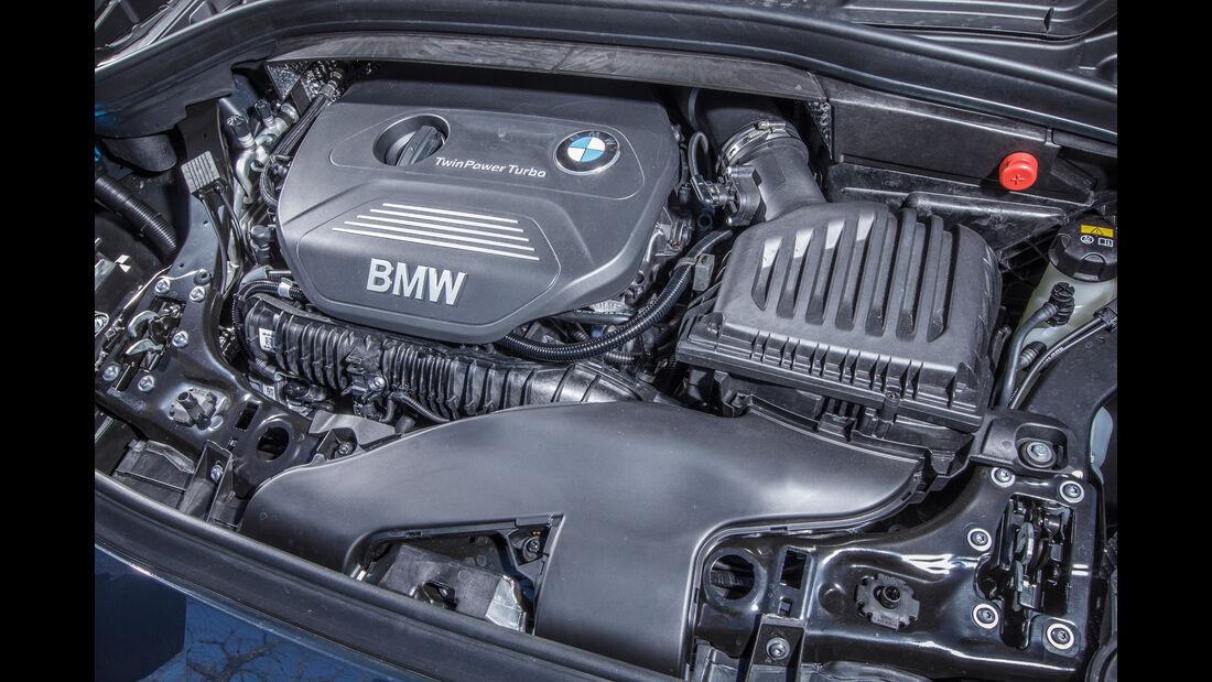 BMW 220i Active Tourer, Motor