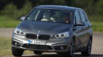 BMW 225i Active Tourer, Frontansicht