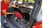BMW 225i Active Tourer, Kofferraum, Ladeboden