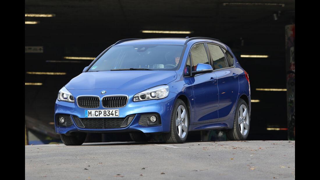 BMW 225xe Active Tourer, Frontansicht