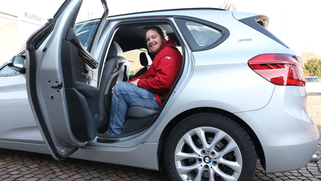 BMW 225xe Active Tourer, Interieur