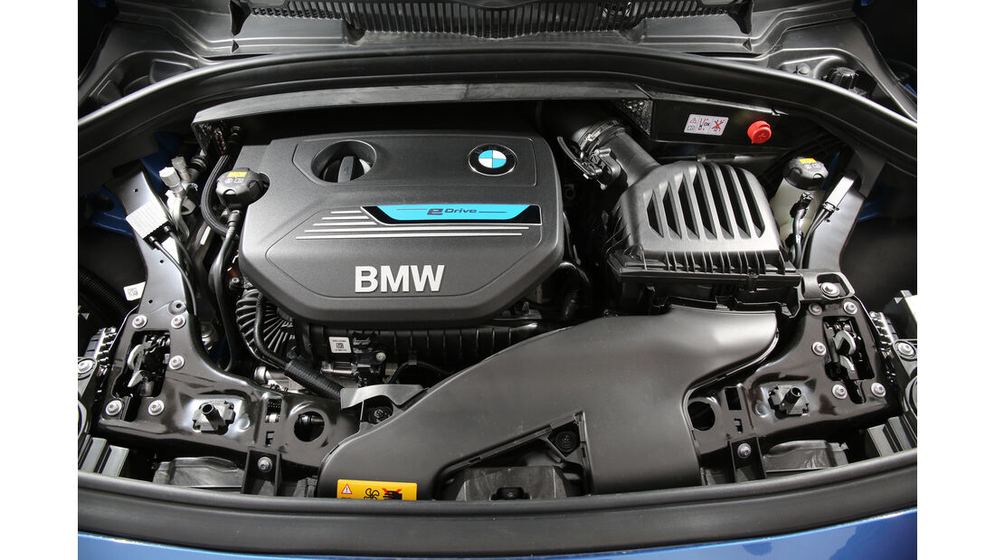 BMW 225xe Active Tourer, Motor
