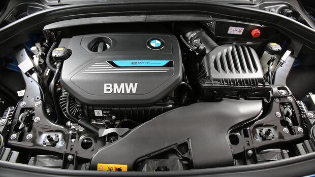 BMW 225xe Active Tourer, Motor