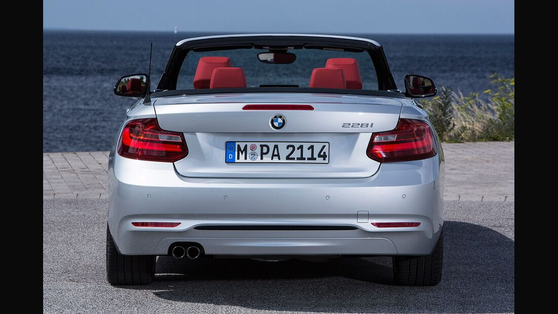 BMW 228i Cabrio