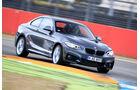 BMW 228i Coupé, Frontansicht