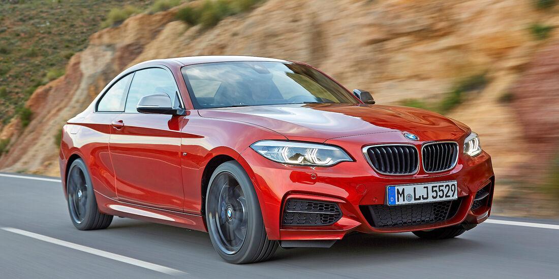 BMW 230i Coupé - Serie - Coupes bis 50000 Euro - sport auto Award 2019