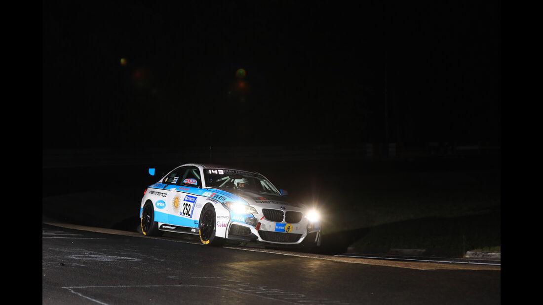 BMW 235i Racing - Startnummer #252 - 24h-Rennen Nürburgring 2017 - Nordschleife