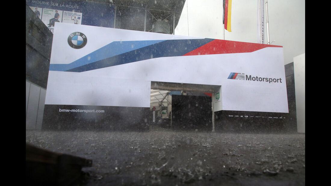 BMW - 24h Le Mans 2018 - Scrutineering